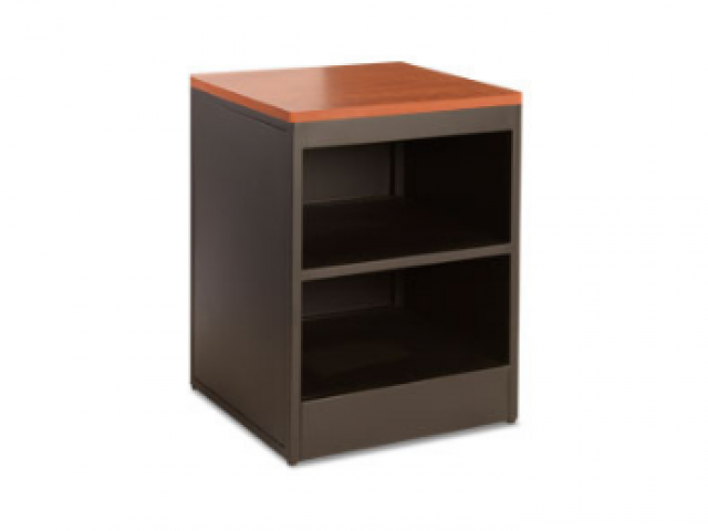 nightstand with durable high pressure laminate - SWS Group
