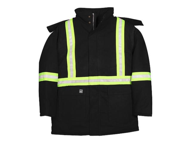SWS Group Inc. - Winter Parka with Reflective Material