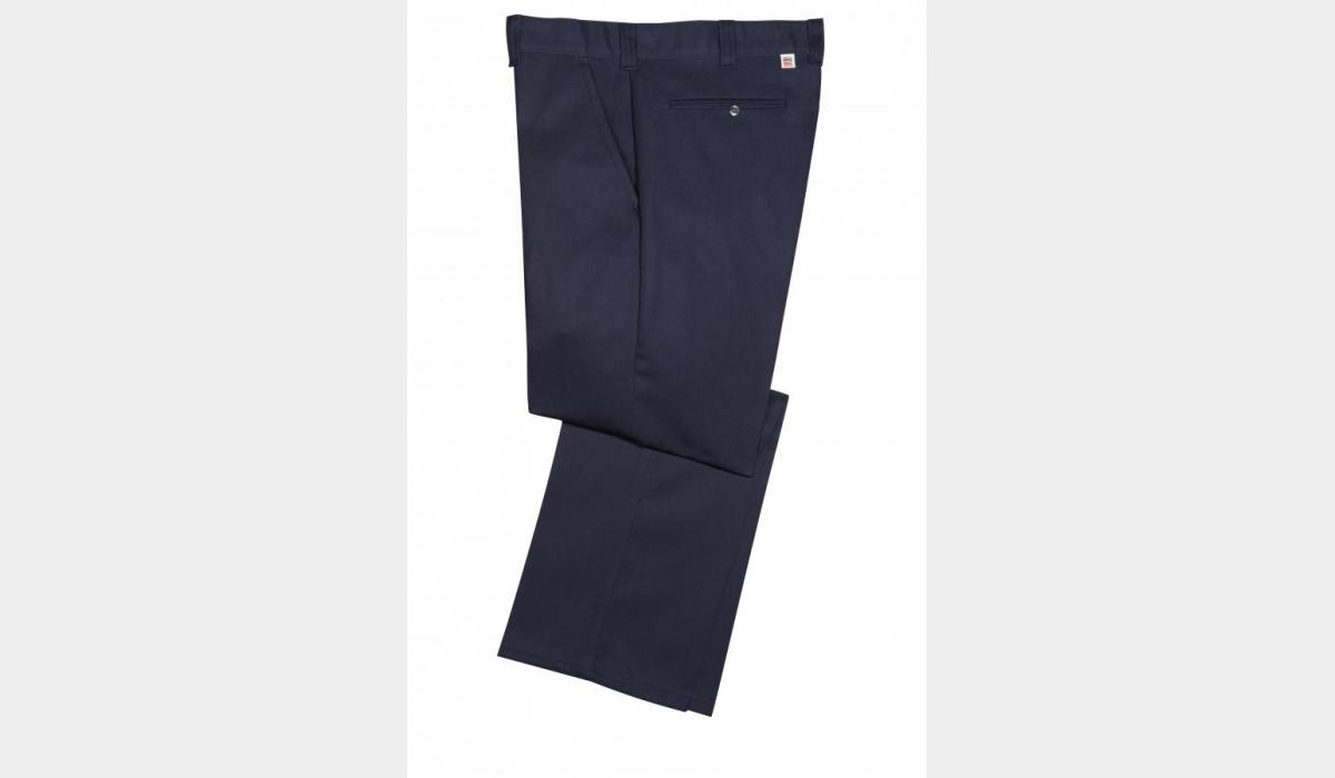 2947 Low Rise Work Pant - Navy 2