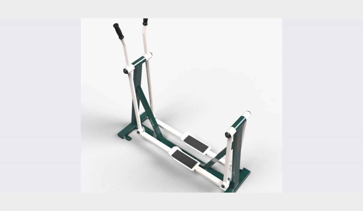 air strider exercise machine in correctional facilities