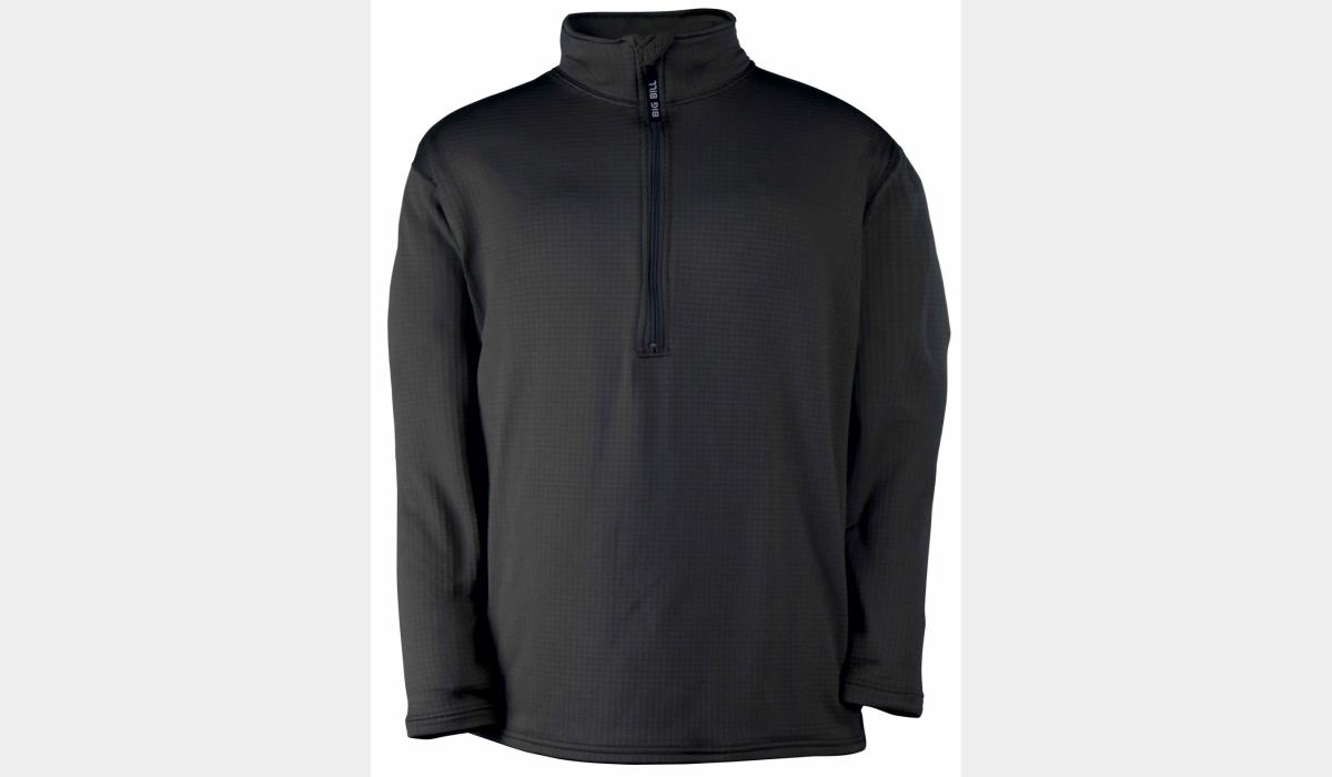 ECWT2 Shirt Base Layer Level 2 - Black